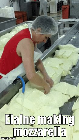 Elaine - Cheese Consultant - South Africa